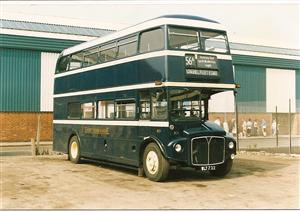 801, Routemaster 5RM NRH 801A